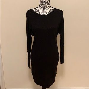 GAP long sleeve tunic dress